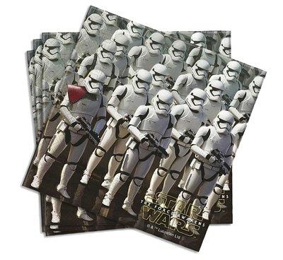 Star Wars TFA servetten