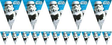 Star Wars vlaggenlijn