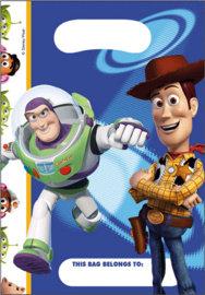 Toy Story traktatie zakjes