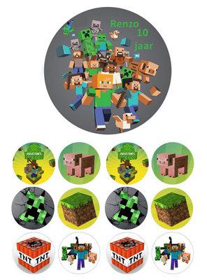 Minecraft combisheet
