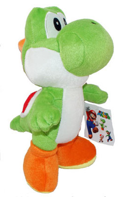 Yoshi pluche knuffel