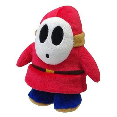 Shy Guy Mario Bros