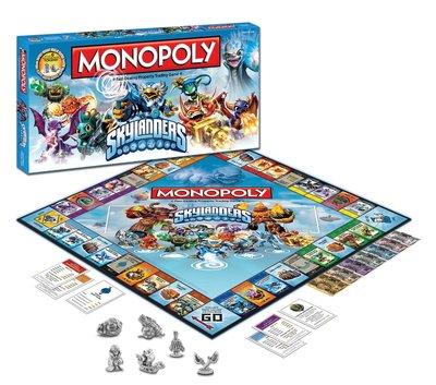 Skylanders Monopoly