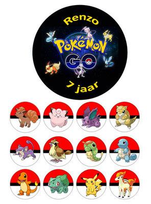 Pokemon Go combisheet