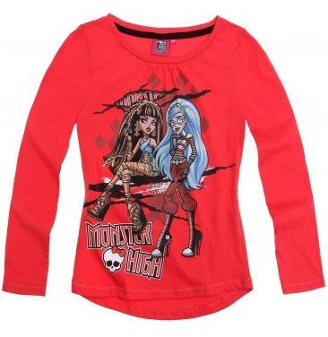 Monster High-shirt