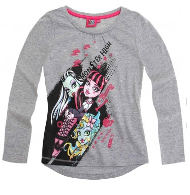 Monster High-shirt