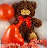 Inhoud cadeauballon Valentijn