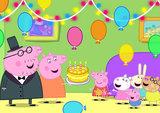 Peppa Pig taart plaat A4