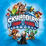 Skylanders Trap Team taart plaat vierkant