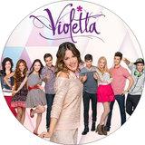 Violetta taart disc