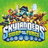 Skylanders Swap Force taart plaat vierkant