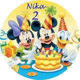 Disney taart disc