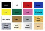 Kleurenkaart acryl