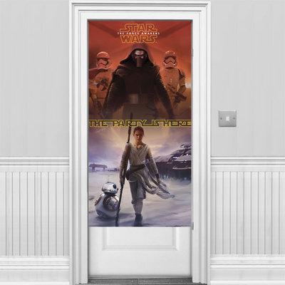 Star Wars TFA deurposter