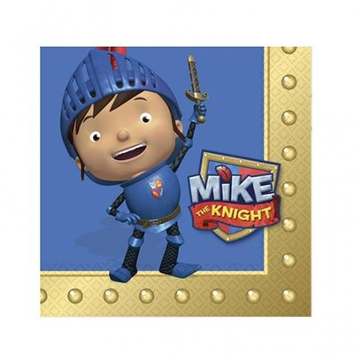 Mike de Ridder servetten