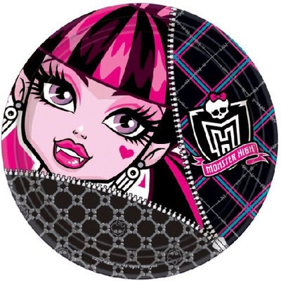 Monster High borden