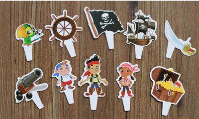 Jake en de Nooigedachtland piraten stekers