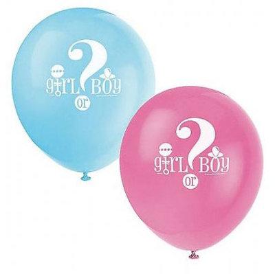 Little Man Miss ballonnen