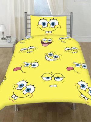 Spongebob dekbedovertrek