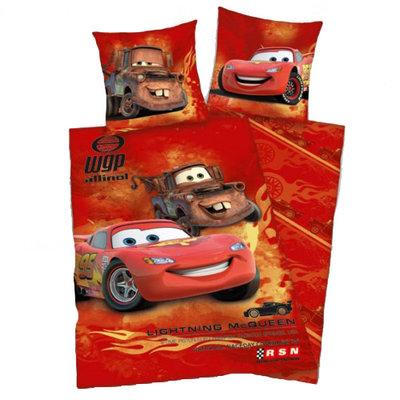 Cars dekbedovertrek