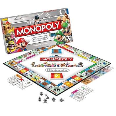 Nintendo (Mario) Monopoly