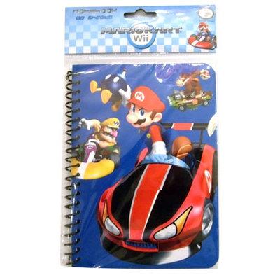 Mario kart notitieboekje