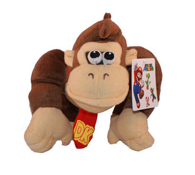 Donkey Kong XL pluche