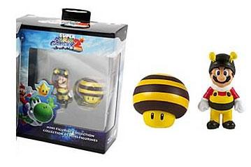 Mario Galaxy2 figuren