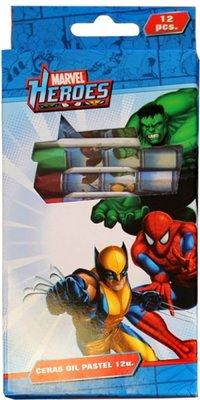 Marvel Heroes waskrijt