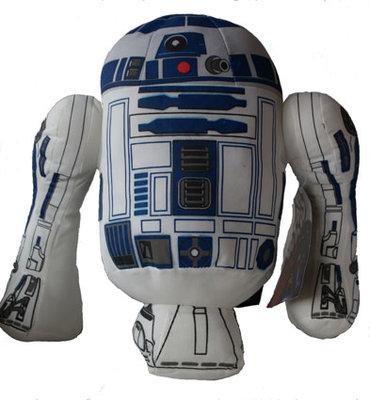 R2D2 pop pluche