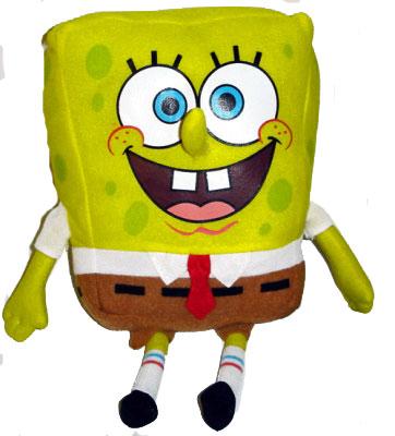 SpongeBob pluche pop