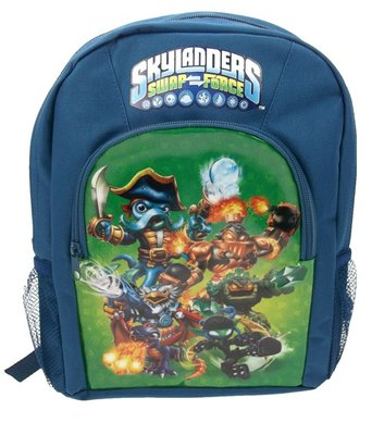 Skylanders Swap Force rugzak