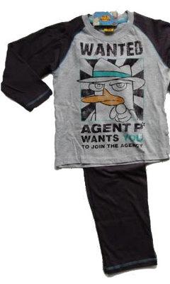 Perry het vogelbekdier pyjama