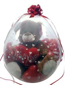 Cadeauballon Valentijn