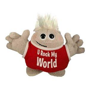 Hugmeez U Rock My World