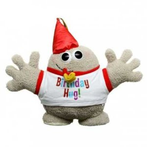 Hugmeez Birthday Hug