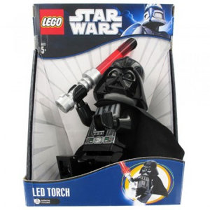 Star Wars Lego Darth Vader zaklamp