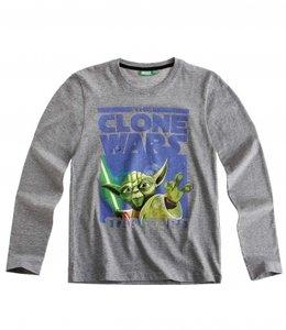 Star Wars The Clone Wars kindershirt