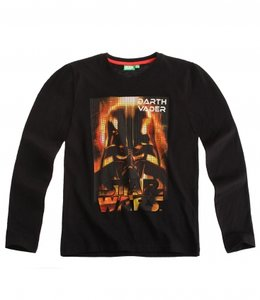Star Wars Darth Vader kindershirt