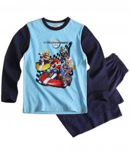 Mario kart pyjama winter