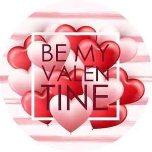 Valentijnsdag taart disc