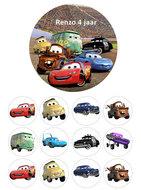 Cars combisheet